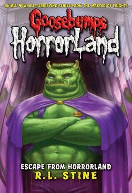 Stine, R. L. / Escape From HorrorLand