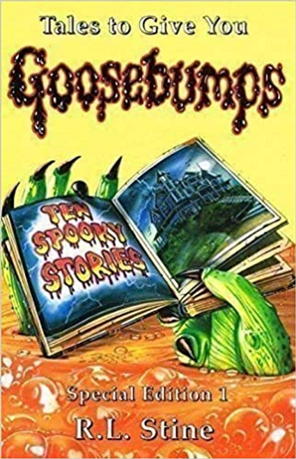 Stine, R. L. / Tales to Give You Goosebumps