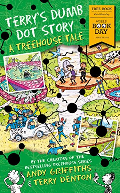 Griffiths, Andy / Terry's Dumb Dot Story: A Treehouse Tale