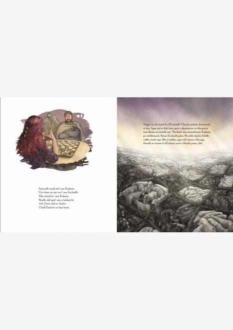 Zepf, Máire & Macdonald, Shona Shirley - An Feileacán agus an Rí - HB - As Gaeilge - BRAND NEW - 2020 - Illustrated