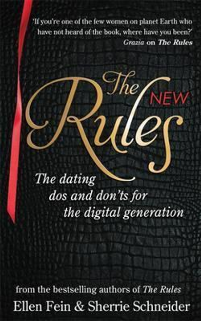 Fein, Ellen / The New Rules (Large Paperback)