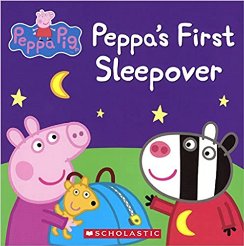 Peppa Pig: Peppa's First Sleepover (Children's Picture Book)