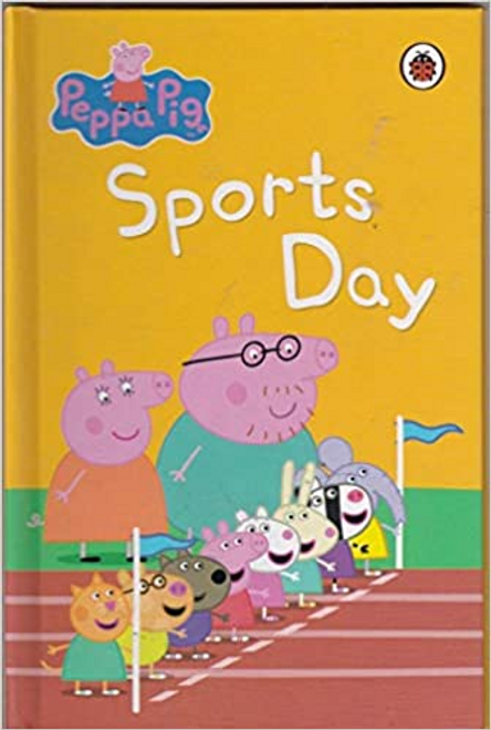 Peppa Pig: Sports Day (Children's Picture Book)