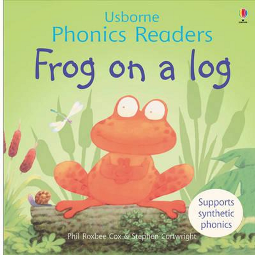 Cox, Phil Roxbee / Frog On A Log (Children's Picture Book)