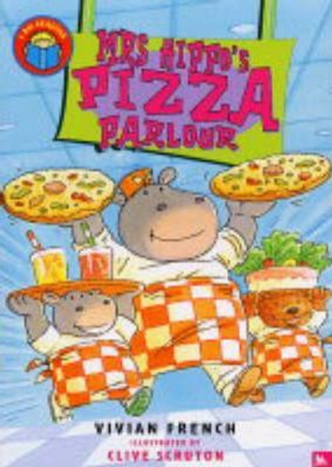 French, Vivian / Mrs Hippo's Pizza Parlour (Children's Picture Book)