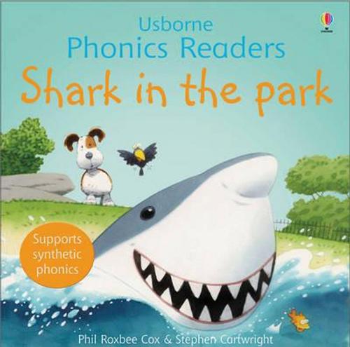Cox, Phil Roxbee / Shark In The Park (Children's Picture Book)