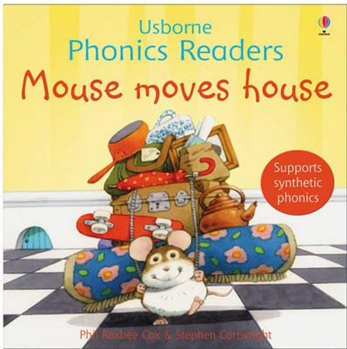 Cox, Phil Roxbee / Mouse Moves House (Children's Picture Book)