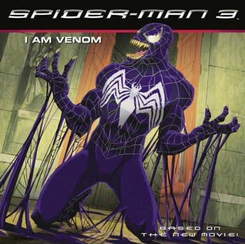 Spider-Man 3: I am Venom (Children's Picture Book)