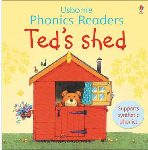 Cox, Phil Roxbee / Ted's Shed (Children's Picture Book)