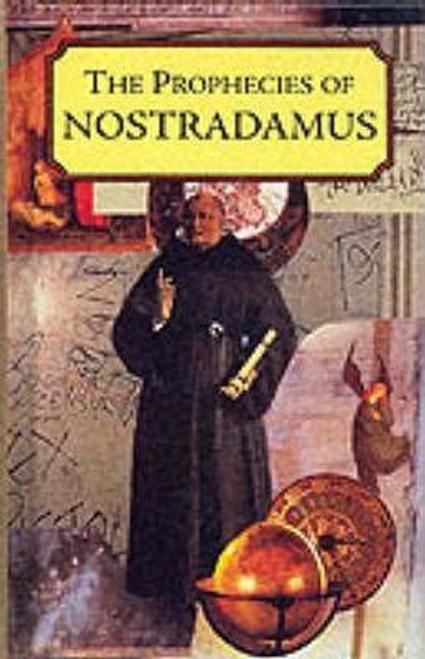 Geddes, David / The Prophecies of Nostradamus (Hardback)