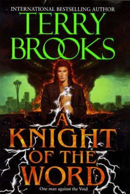 Brooks, Terry / A Knight of the Word (Hardback)