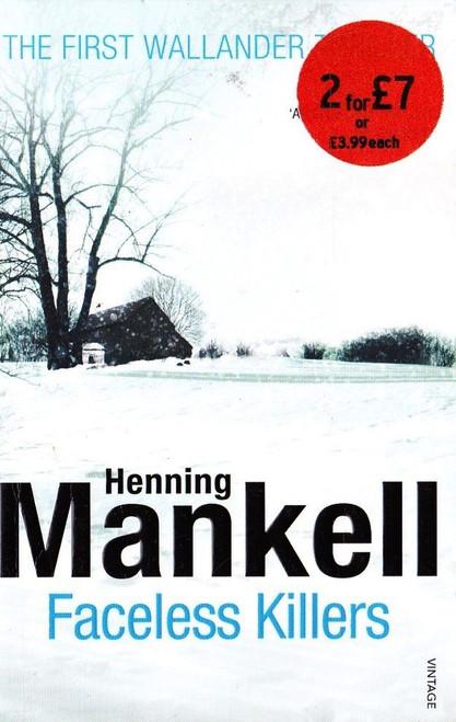 Mankell, Henning / Faceless Killer