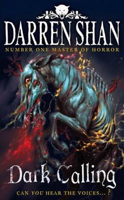Shan, Darren / Dark Calling (Hardback)