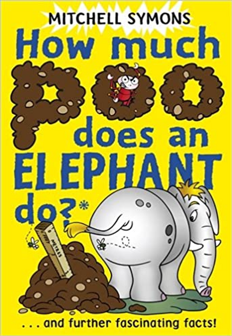 Symons, Mitchell / How Much Poo Does an Elephant Do? (Hardback)