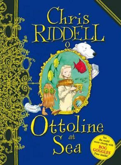 Riddell, Chris / Ottoline at Sea (Hardback)