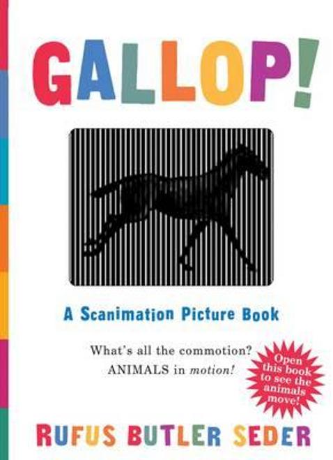 Seder, Rufus Butler / Gallop! (Hardback)