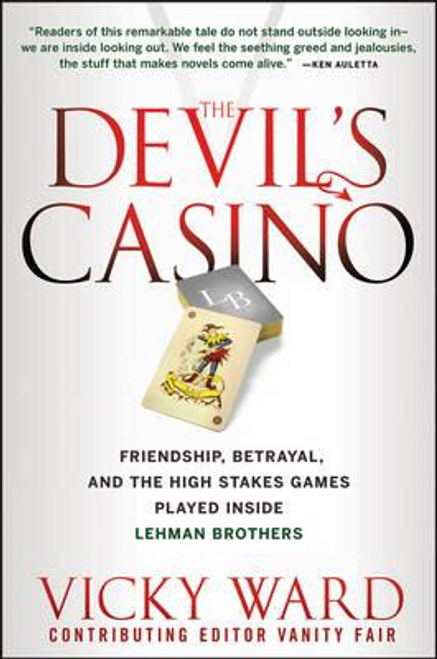 Ward, Vicky / The Devil's Casino (Hardback)