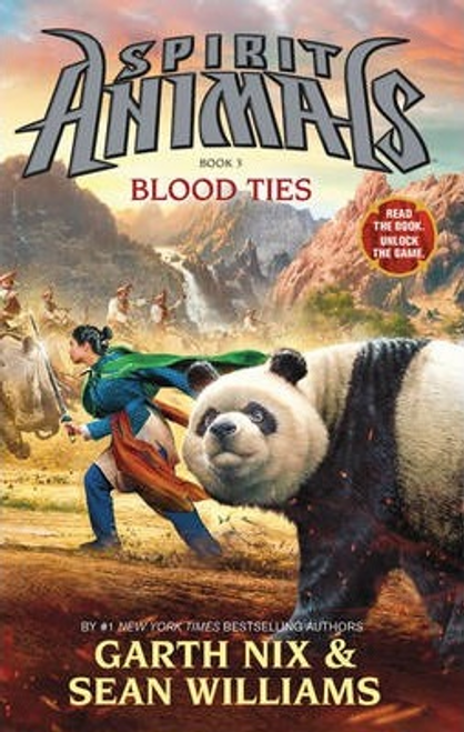 Nix, Garth / Blood Ties (Hardback)