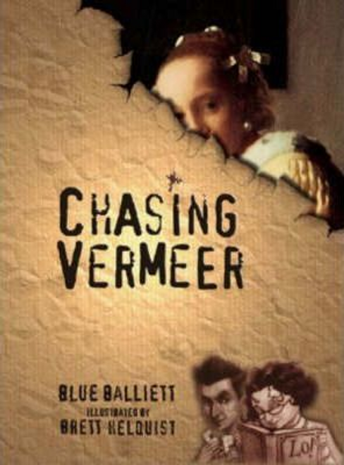 Balliett, Blue / Chasing Vermeer (Hardback)