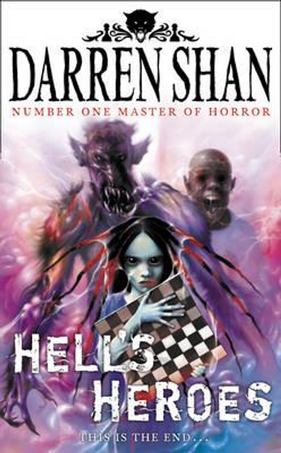 Shan, Darren / Hell's Heroes (Hardback)