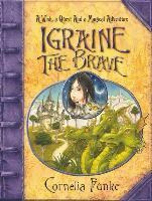 Funke, Cornelia / Igraine the Brave (Hardback)