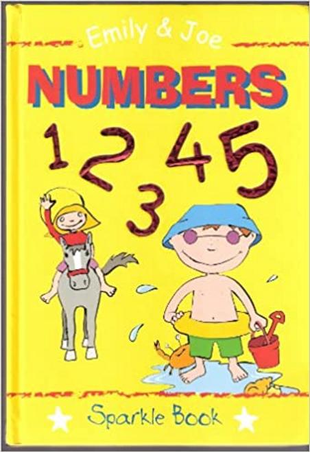 Barnard, Victoria / Numbers Sparkle Book (Hardback)