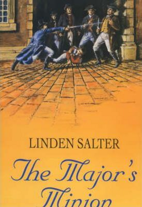 Salter, Linden / The Major's Minion (Hardback)