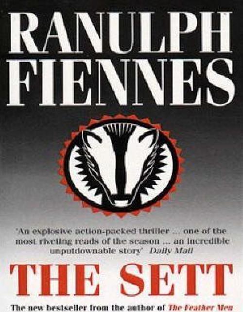 Fiennes, Ranulph / The Sett (Hardback)