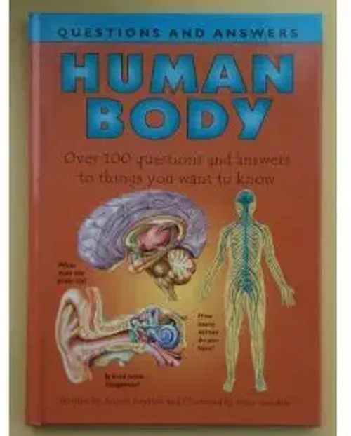 Royston, Angela / Human Body (Hardback)