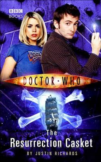 Justin, Richards / Doctor Who : The Resurrection Casket (Hardback)