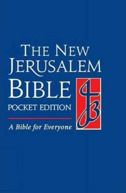 Wansbrough, Henry / NJB Pocket Edition Bible (Hardback)