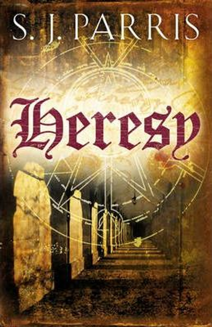 Parris, S. J. / Heresy (Hardback)