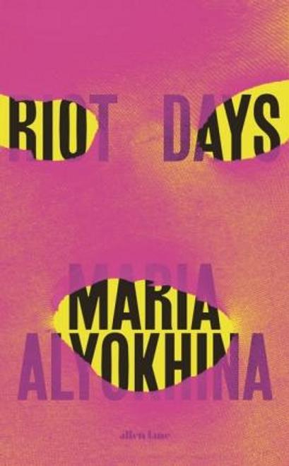 Alyokhina, Maria / Riot Days (Hardback)