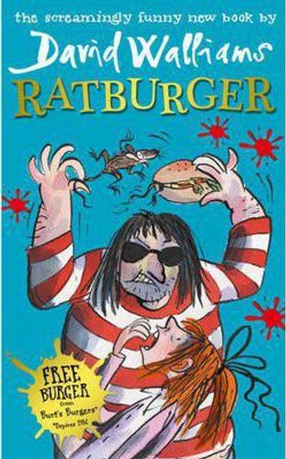 Walliams, David / Ratburger (Hardback)