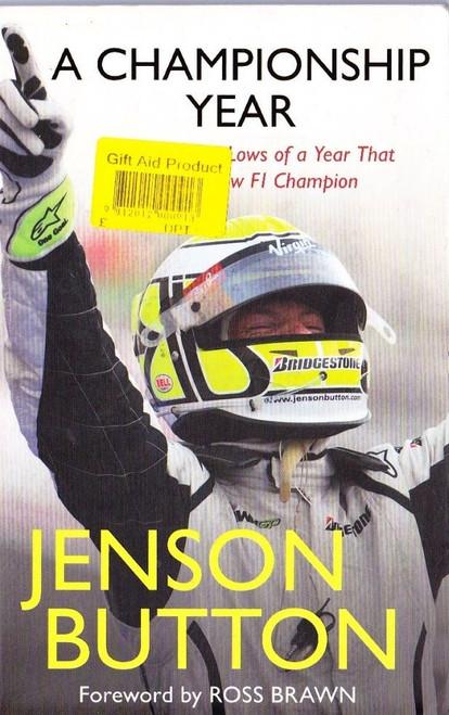 Button, Jason / A Championship Year