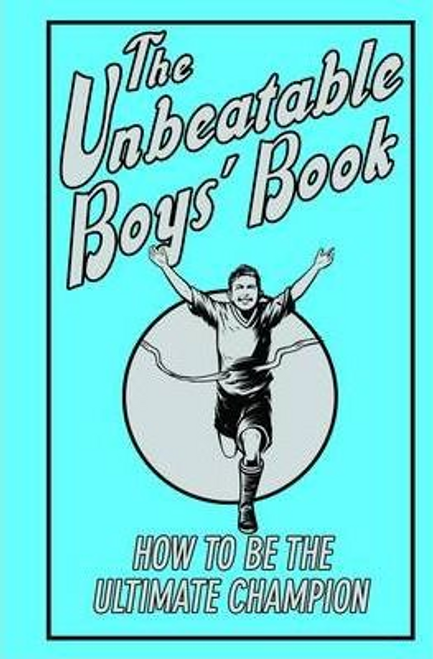 Davies, Huw / The Unbeatable Boys' Book (Hardback)