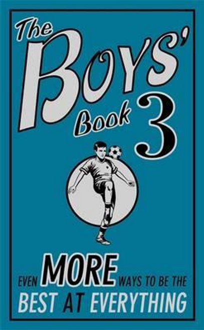 Martin, Steve / The Boys' Book 3 (Hardback)