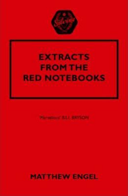 Engel, Matthew / Extracts From The Red Notebooks (Hardback)
