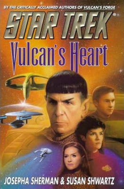 Sherman, Josepha / Vulcan's Heart (Hardback)