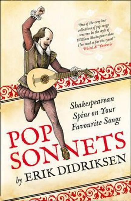 Didriksen, Erik / Pop Sonnets (Hardback)