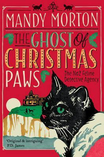Morton, Mandy / The Ghost of Christmas Paws
