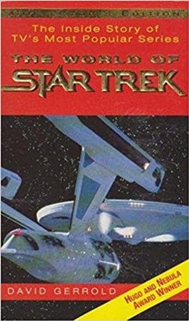 Gerrold, David / The World of Star Trek