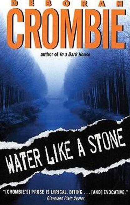Crombie, Deborah / Water Like a Stone