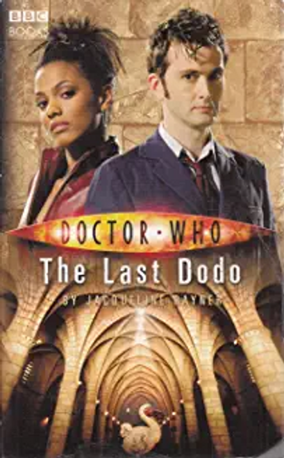 Rayner, Jacqueline / Doctor Who - The Last Dodo