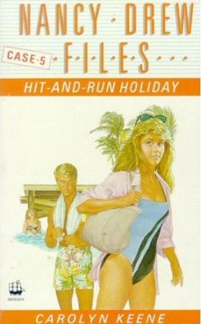 Keene, Carolyn / Hit-and-run Holiday