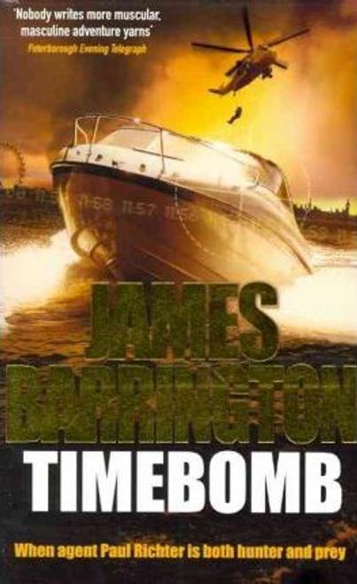 Barrington, James / Timebomb