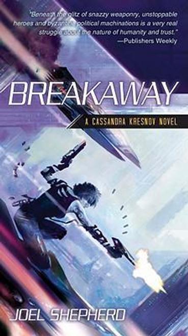 Shepherd, Joel / Breakaway