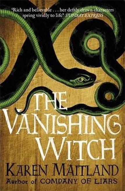 Maitland, Karen / The Vanishing Witch