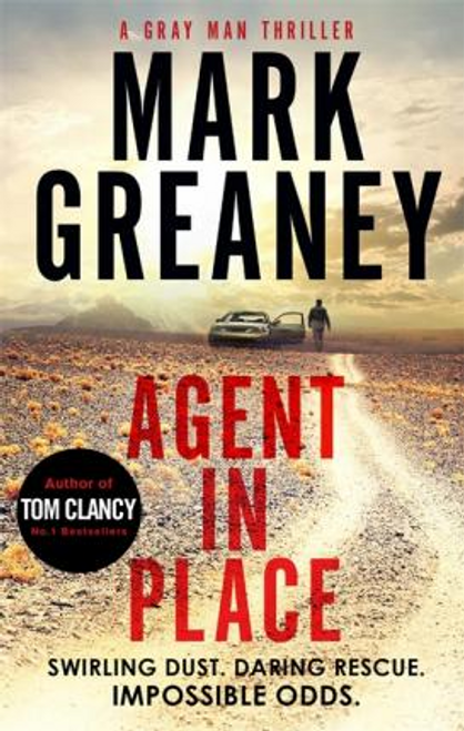 Greaney, Mark / Agent in Place