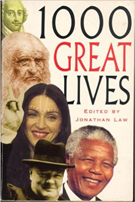 Law, Jonathan / 1000 Great Lives